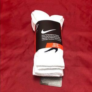 🧦3pck Unisex Cotton Nike Performance Socks 🧦